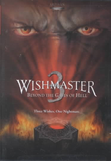 WISHMASTER 3:BEYOND THE GATES OF HELL BY COOK,A.J. (DVD)