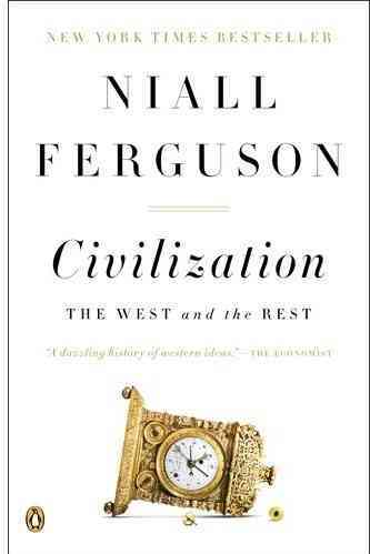Civilization By Ferguson, Niall